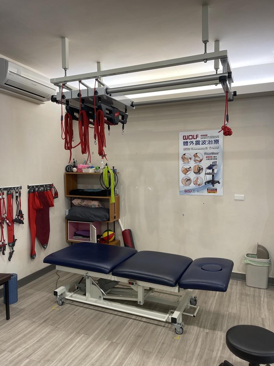北投物理治療所,復健科診所,復健科推薦,骨科復健